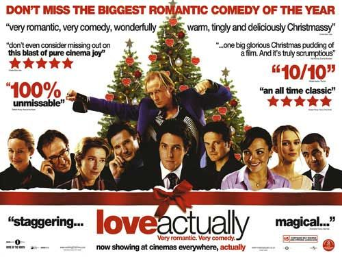 love actually - Best Classic Christmas Movies