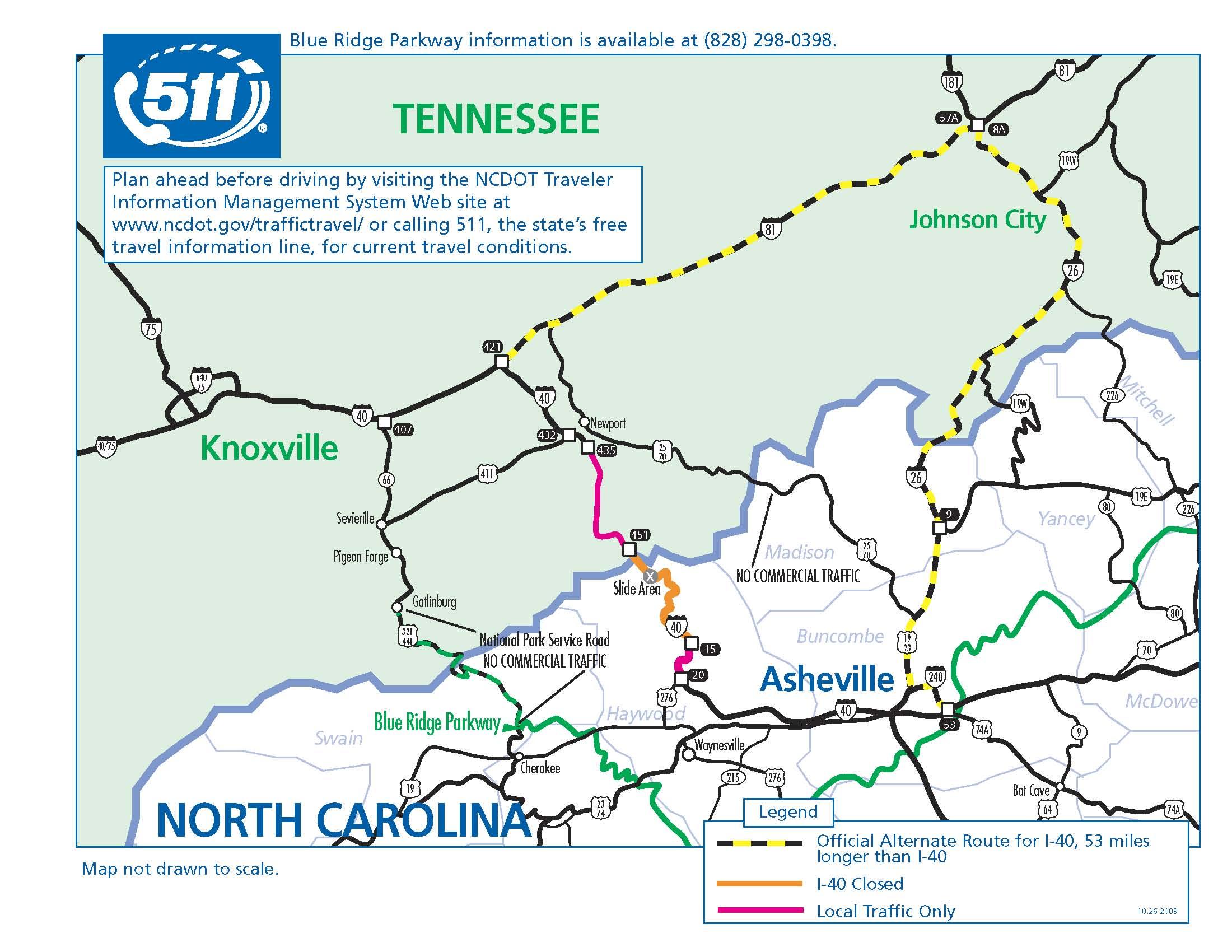 Road Closed Nc Border Carolina Lifestyles
